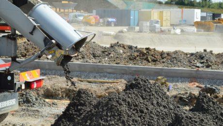 Состав и применение тощего бетона